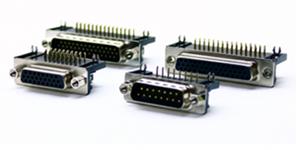 D-Subminiature Connectors, D-Sub Connectors